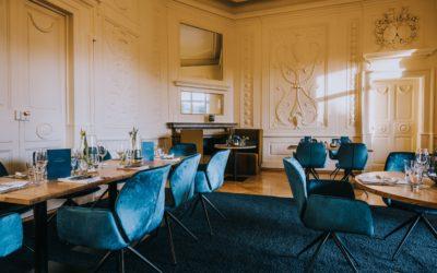 Schlossparkrestaurant überzeugt mit Details