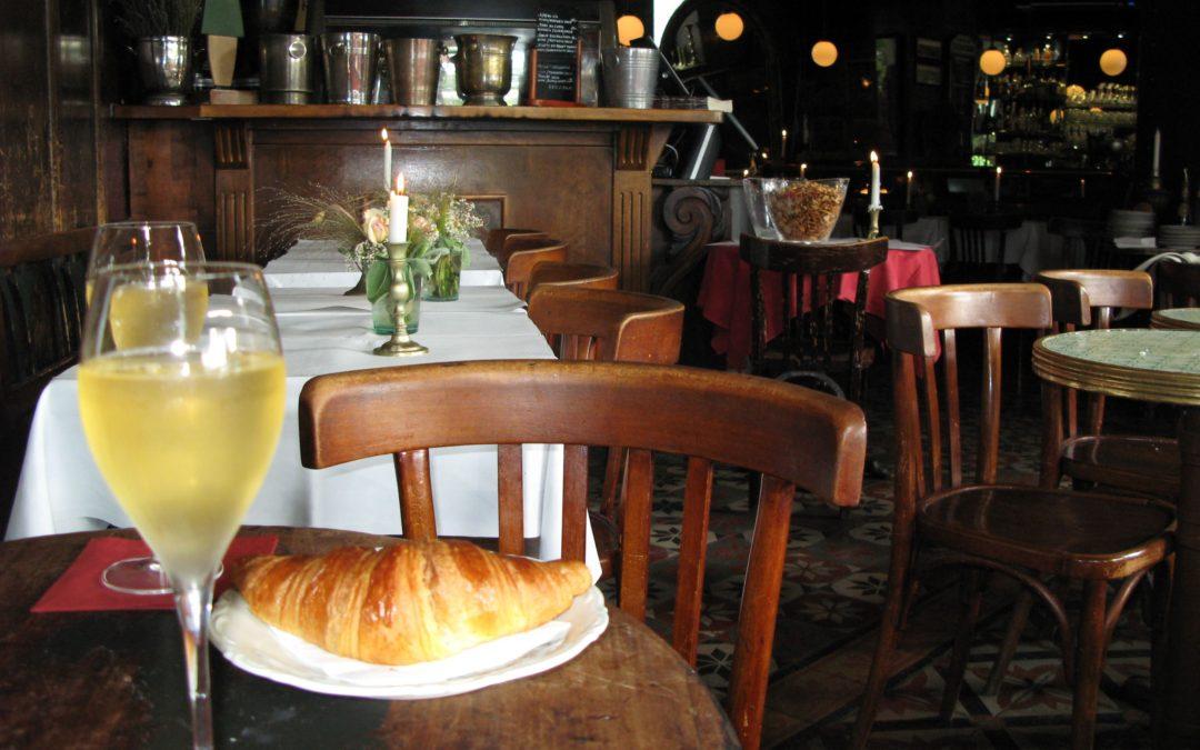 Leben und Leben lassen im Café Flo