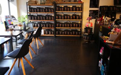 Annas Kaffeerösterei bietet aromatischen Genuss