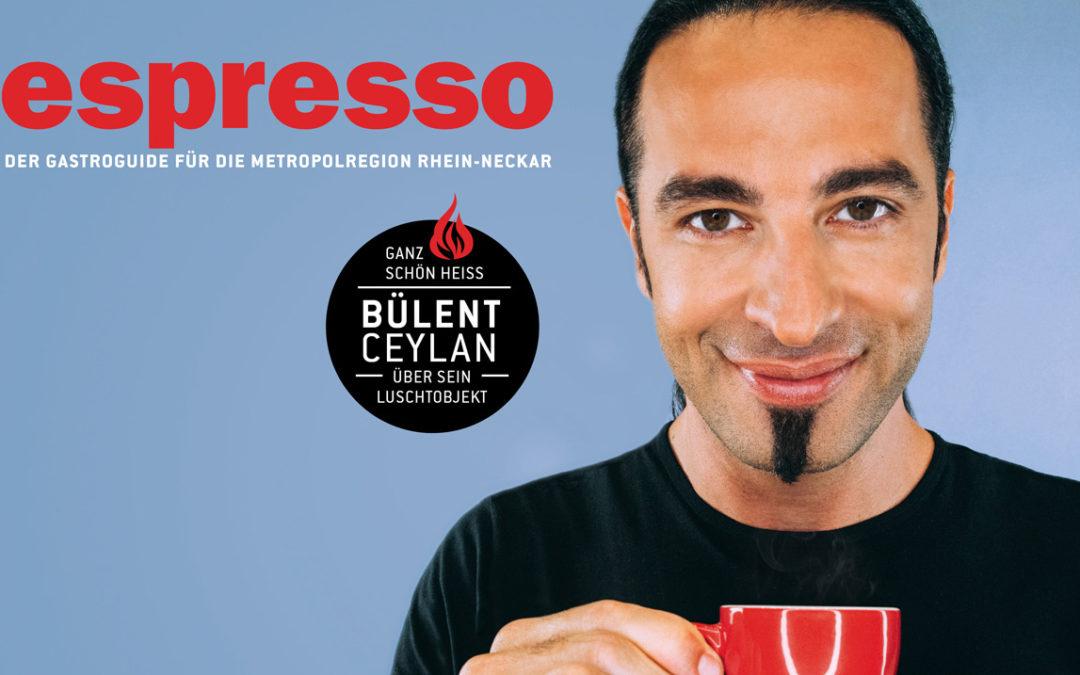 """""""Uffbasse"""" – de espresso mit Bülent Ceylan is do!"""