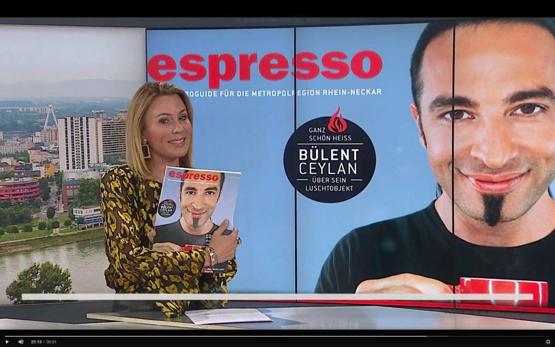 10 Sekunden für einen espresso-Shot