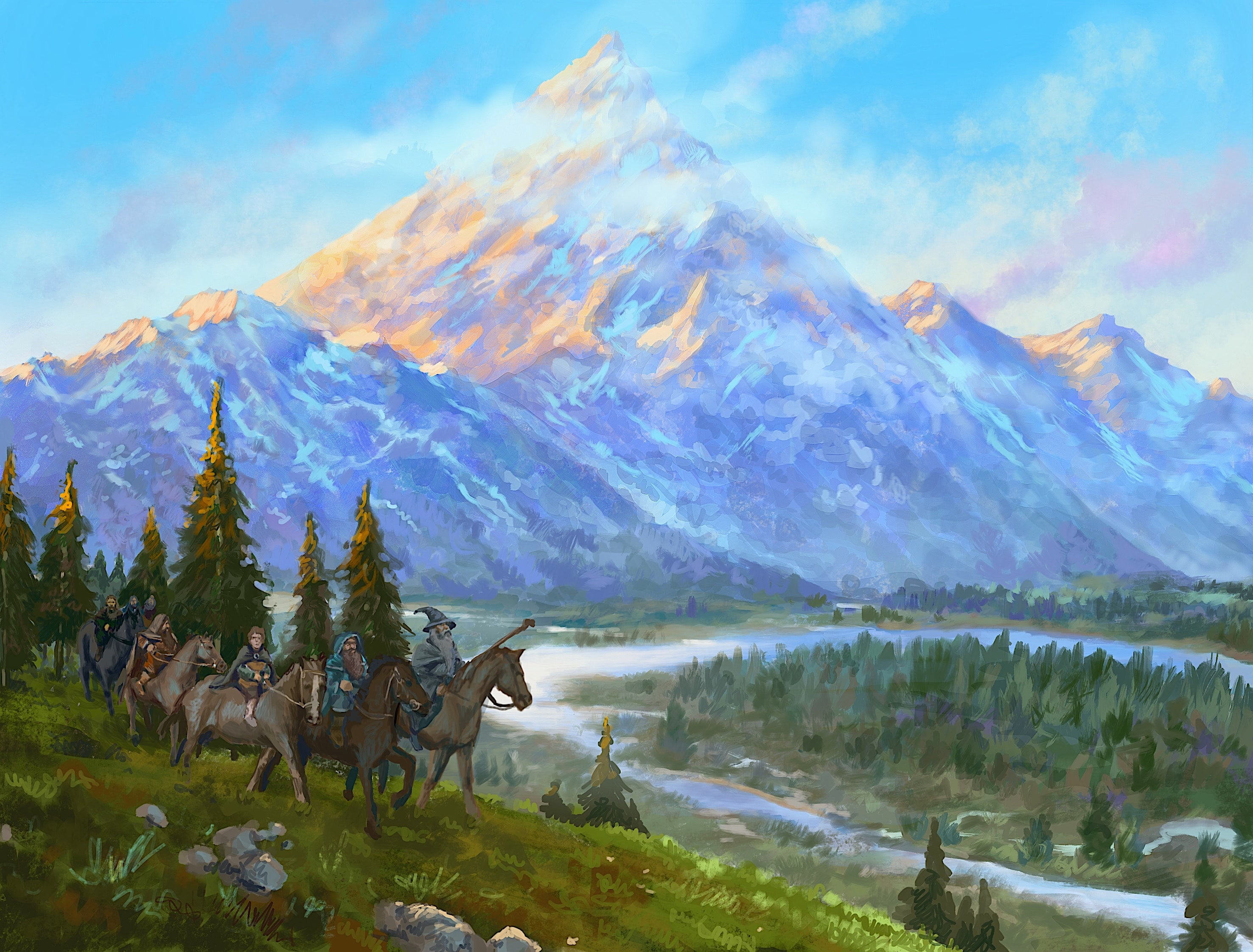 Lonely_Mountain