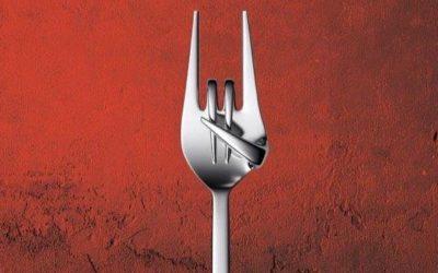 Rock 'n' Cook für den Plattenteller: Ein Kochbuch für Musikfans