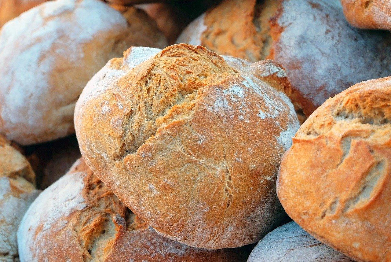Brot ist Grundnahrungsmittel