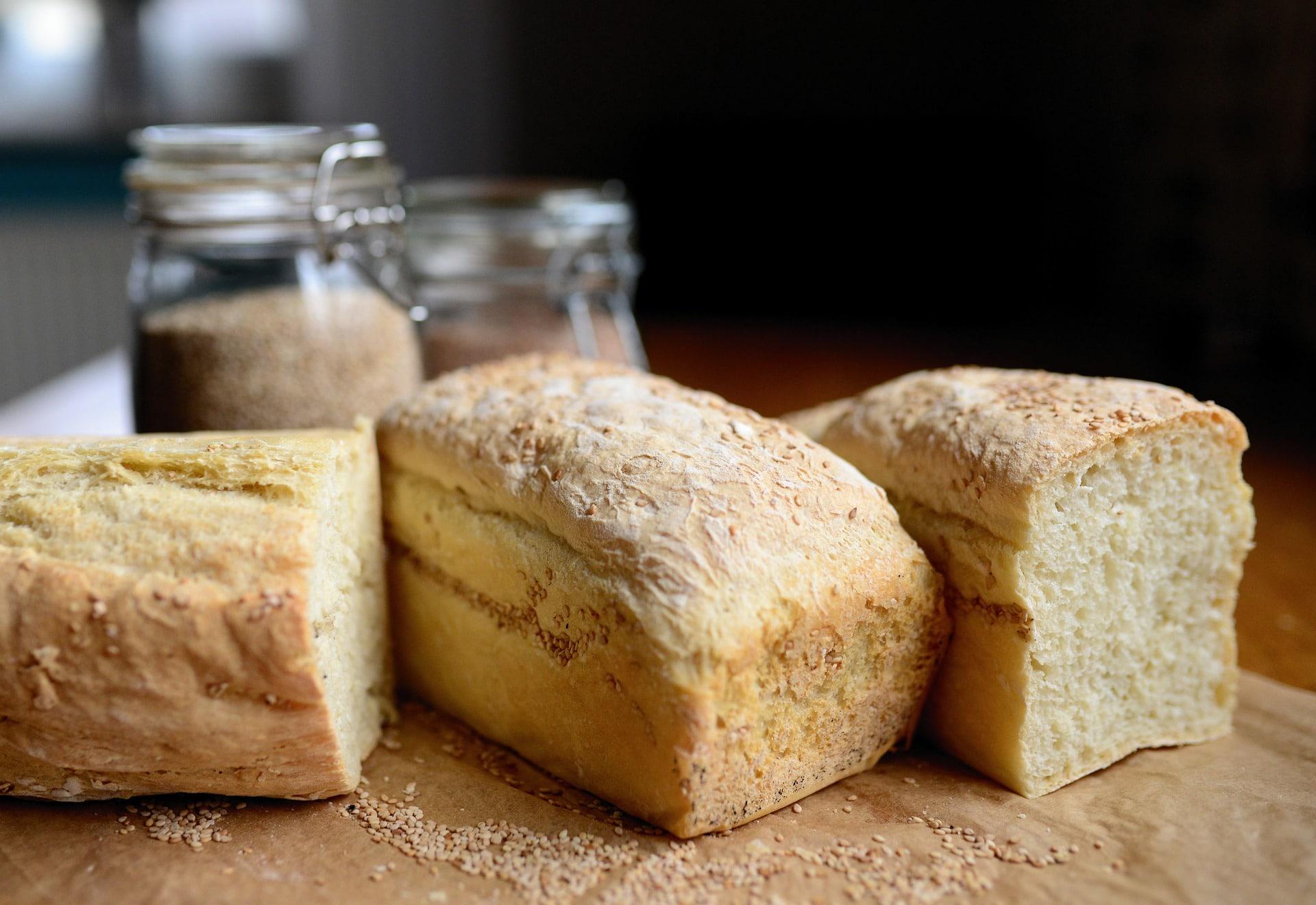 Brot selbst backen ist nicht schwer