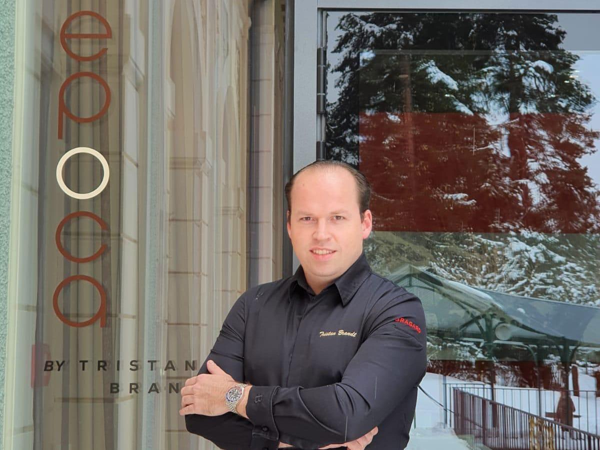EPOCA Patron und Namensgeber Tristan Brandt