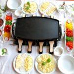 Raclette: Viel Käse für die ganze Familie