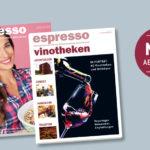 espresso im Doppelpack: Neuer Vinothekenführer erscheint am 19. Mai