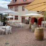 Neu entdeckt: Alte Kellerei in Neuleiningen mit Weincafé