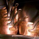 Kochen in Kupfer: Luxus und Leidenschaft