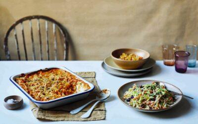 Star-Köchin Katy Beskow serviert veganes Soulfood