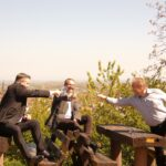 Geballte Weinkompetenz mit den drei Pfalzsommeliers